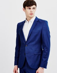 Selected Mylo Logan Blazer New Blue