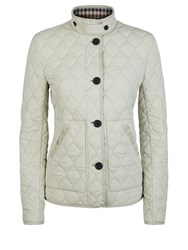 Aquascutum London Stoney Quilted Jacket Beige