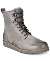 Ugg Men's Hannen Tl Waterproof Boots Men's Shoes Metal