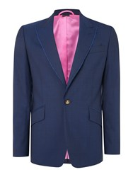 Vivienne Westwood Classic Wool Suit Jacket Royal Blue