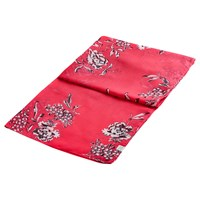 Joules Wensley Floral Scarf Pink