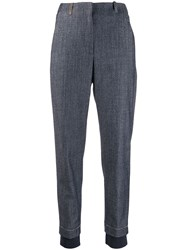 Peserico Layered Tapered Trousers 60
