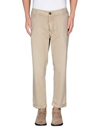 Cycle Trousers Casual Trousers Men Sand