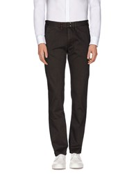 Sun 68 Trousers Casual Trousers Men Dark Brown