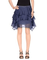 Trussardi Jeans Skirts Mini Skirts Women