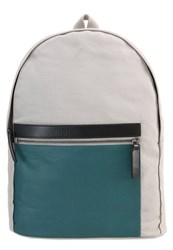 Zign Rucksack Grey Black Green
