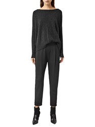 Allsaints Aleida Trousers Black