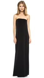 Rachel Zoe Adette Cowl Back Dress Black