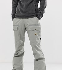 Dc Shoes Code Ski Trousers In Grey