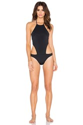 Rachel Pally Stinson Swimsuit Black
