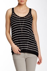 Inhabit Knit Tank Black
