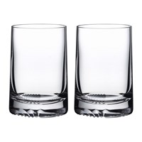 Nude Alba Whisky Glass Set Of 2 Dof