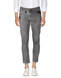 John Galliano Jeans Grey