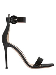 Gianvito Rossi 100Mm Patent Leather Sandals