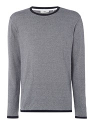 Minimum Men's Durham Pullover Navy
