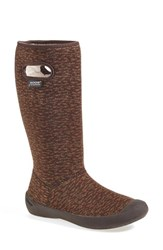 Women's Bogs 'Summit Knit' Tall Waterproof Boot