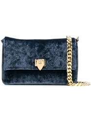 Philippe Model Nancy Shoulder Bag Blue