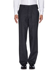 Henry Cotton's Casual Pants Dark Blue
