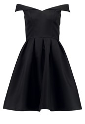 Chi Chi London Becky Cocktail Dress Party Dress Black