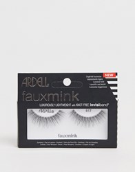 Ardell Lashes Faux Mink 817 Black