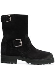 Tod's Buckled Ankle Boots 60