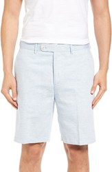 Peter Millar Men's Carmel Linen Blend Shorts