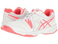 Asics Gel Gamepoint White Diva Pink Women's Tennis Shoes