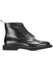 Paul Smith Ps By 'Patrick' Boots Black