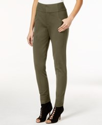 Rachel Rachel Roy Straight Leg Pants Army