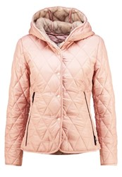 Bomboogie Light Jacket Antique Pink Rose