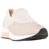 Dune Echoes Slip On Trainers Blush