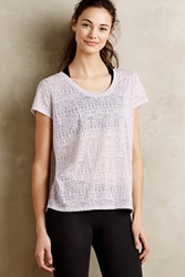 Pure Good Lila Tee White