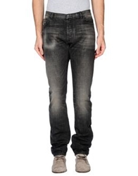 Nicolas Andreas Taralis Denim Pants Black