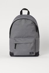 Handm H M Backpack Gray