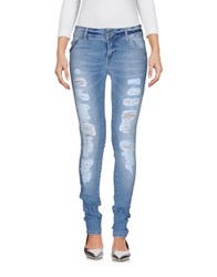Made With Love Jeans Blue