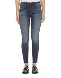 Vigoss High Rise Skinny Chelsea Jeans Medium Wash