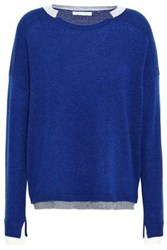 Duffy Cashmere Sweater Royal Blue