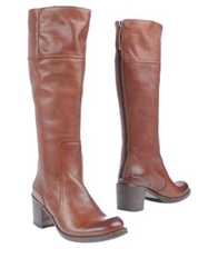 Materia Prima By Goffredo Fantini High Heeled Boots Brown