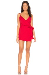 37335620d53 Lioness Rouje Romper Red