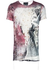 Fagassent Printed T Shirt Multicolour