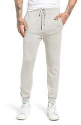 Spiritual Gangster Planes Jogger Pants Heather Grey Heather Grey