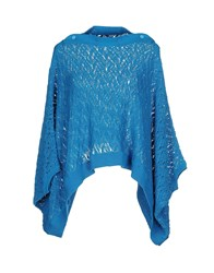 Viktor And Rolf Knitwear Cardigans Women Azure
