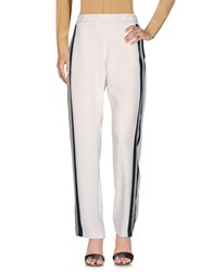 Aviu Casual Pants White