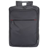 John Lewis Large Commute Backpack Black
