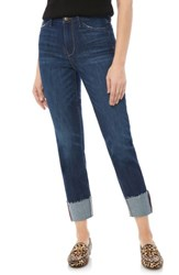 Sam Edelman The Mary Jane Oversize Cuff Jeans Isy