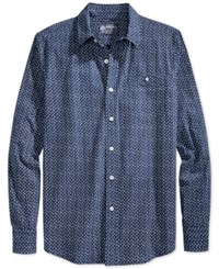 American Rag Jason Dotted Line Shirt Only At Macy's