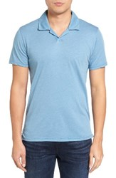 Velvet By Graham And Spencer Men's Jacobi Jersey Polo