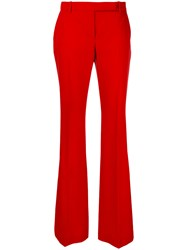 Alexander Mcqueen Tailored Flared Trousers