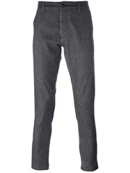 Armani Jeans Faded Chinos Grey