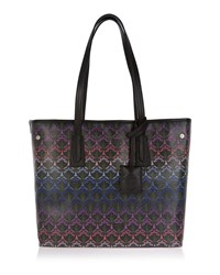 Liberty London Marlborough Tote Bag Dusk Lt. Multi